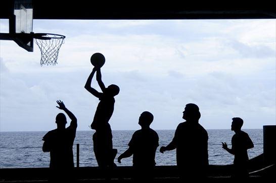 バスケットでのシュートと練習方法